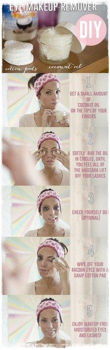 Модницам на заметку: натуральные средства для снятия макияжа