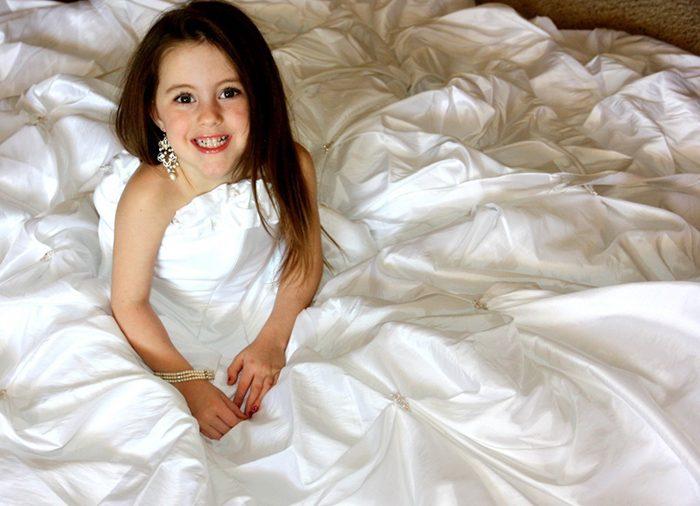 Куда деть ненужное свадебное платье