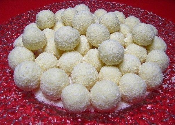Учимся готовить конфеты «Рафаэлло»