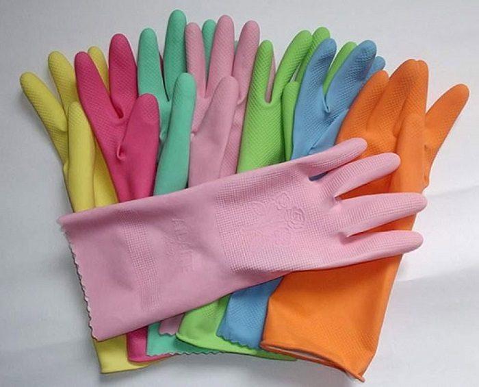 Ненавидите убираться? Всё дело в перчатках!