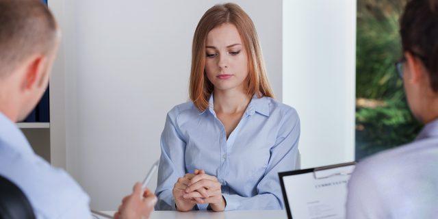 Как снять волнение перед важным собеседованием