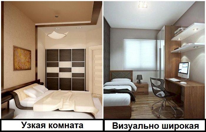 7 ошибок в дизайне узкой комнаты, совершив которые жалеешь о потраченных на ремонт деньгах