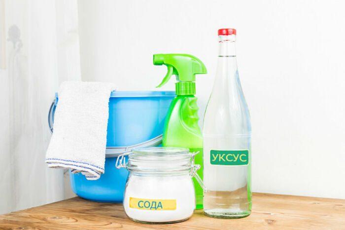 10 обычных продуктов, которые можно и даже нужно использовать в уборке