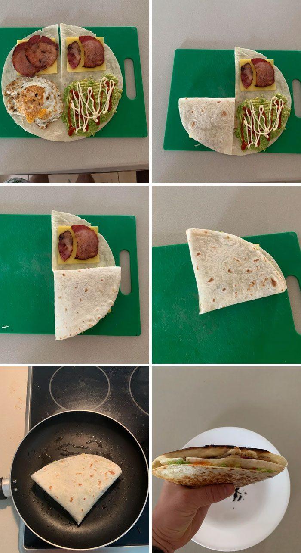 Ещё 10 феерических кулинарных лайфхаков от пользователей сети