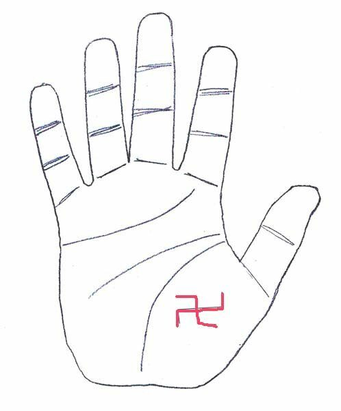5 знаков на руках, указывающих на то, что вы - баловень судьбы
