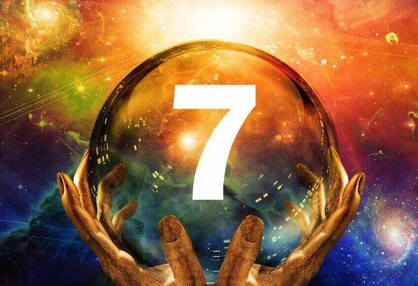 Если вы постоянно видите цифру 7