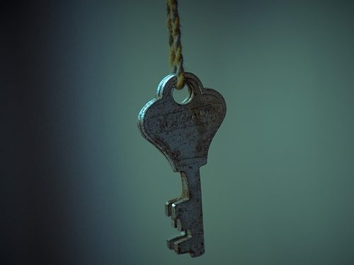 Закрываемся от неприятностей и проблем при помощи оберегов из ключей