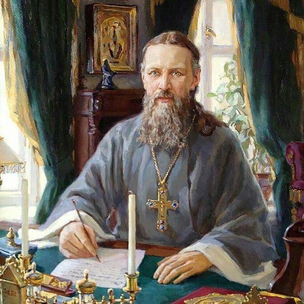 Иоанн Кронштадтский — о Благовещении