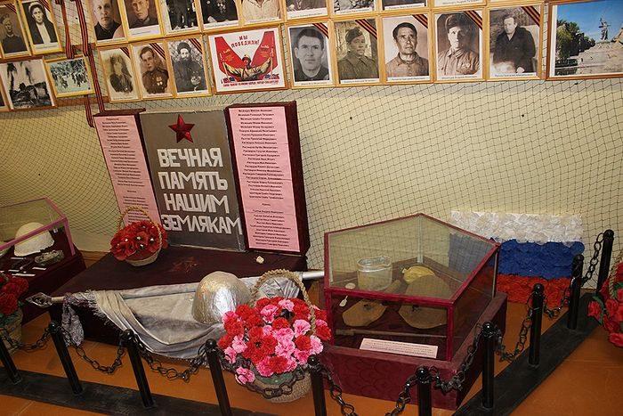 История постройки часовни памяти воинов, погибших в Великой Отечественной войне