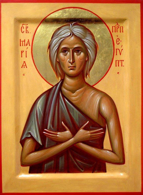 Почему Марии Египетской стало стыдно за распутную жизнь