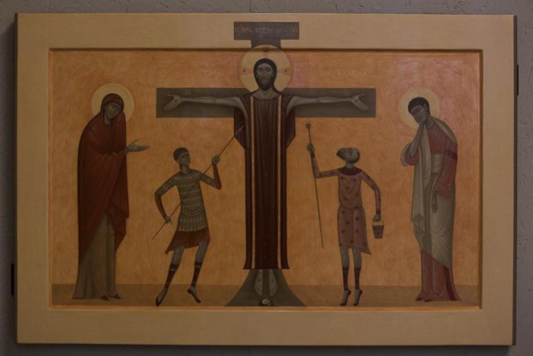 Как современное искусство показывает Библию и Христа?