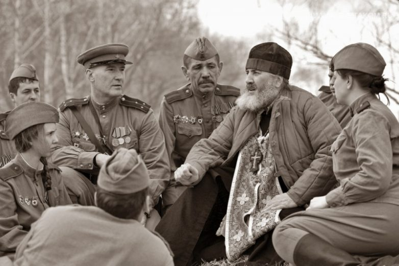Церковь в страшные годы Великой Отечественной войны