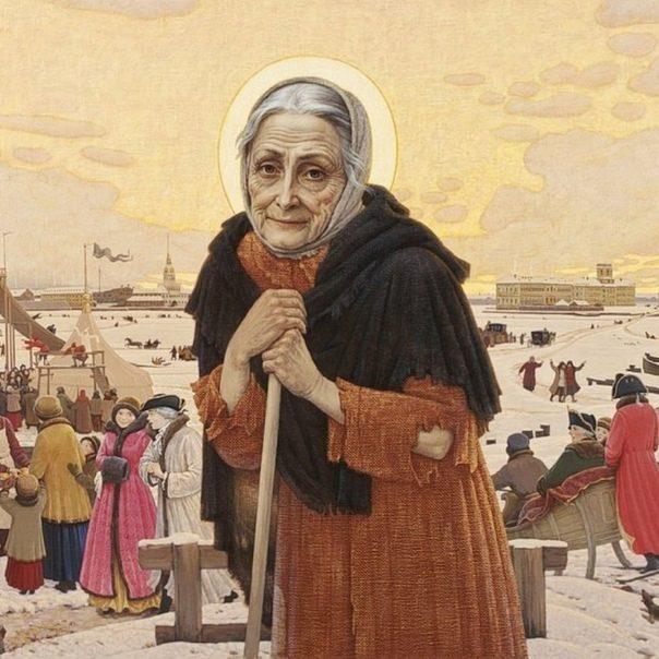 Как святая Ксения на свадьбу пожаловала
