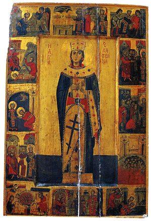 Лицом к лицу с Богом на горе Синай