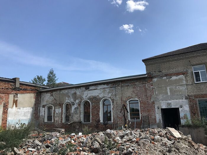 Козельск: возрождённый Вознесенский монастырь