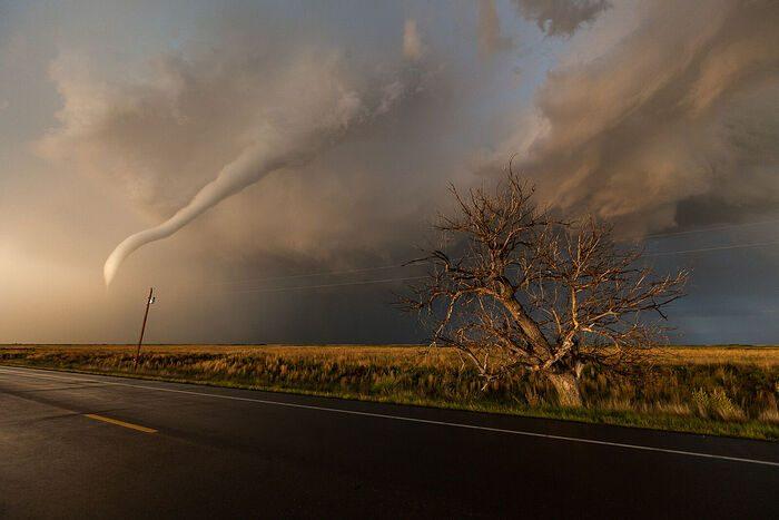 Чудо Богородицы: спасение от тайфуна в Нью-Мексико