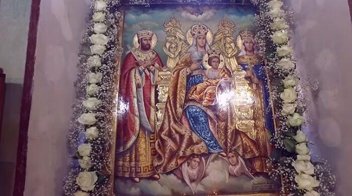 Обитель святых и праведных Иоакима и Анны