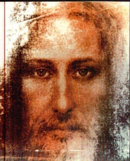 Нерукотворный лик Христа проявился на стене в монастыре в Белоруссии