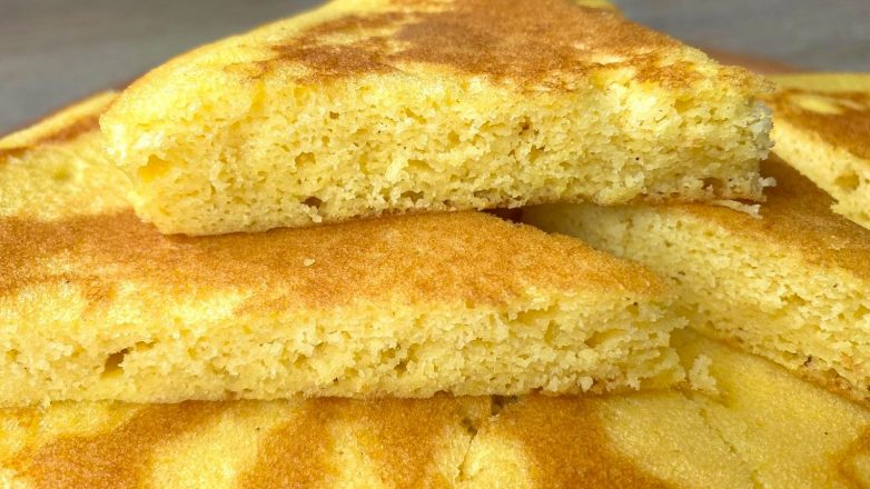 Хлебные лепешки на сковороде за 15 минут! Теста руками не касаюсь!