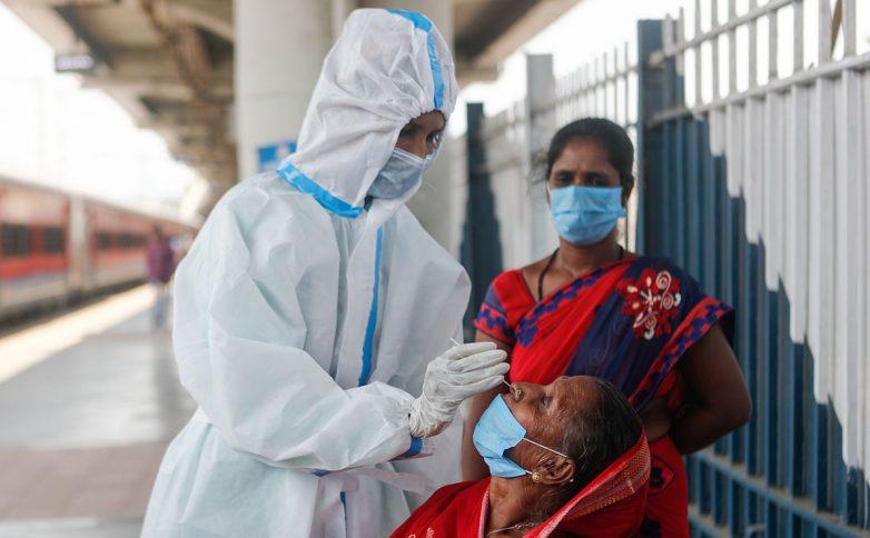 Мировой рекорд по числу заразившихся COVID-19 за сутки