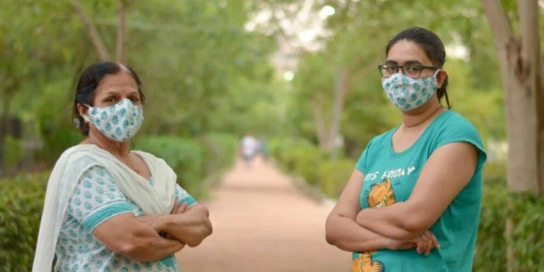 Индийский штамм коронавируса вызывает нетипичные симптомы у зараженных