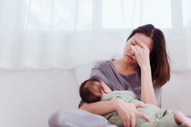Основные признаки послеродовой депрессии