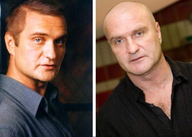 фото молодых актеров россии тогда и сейчас борьбы мушками