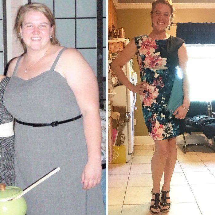 Люди которые очень сильно похудели