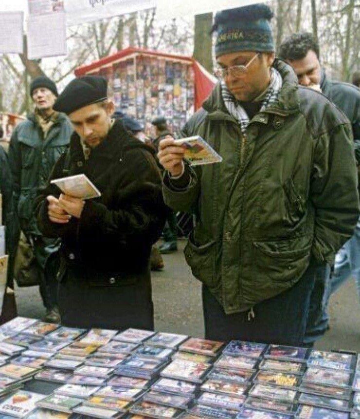 Атмосферные снимки из 90-х. Отличная коллекция!