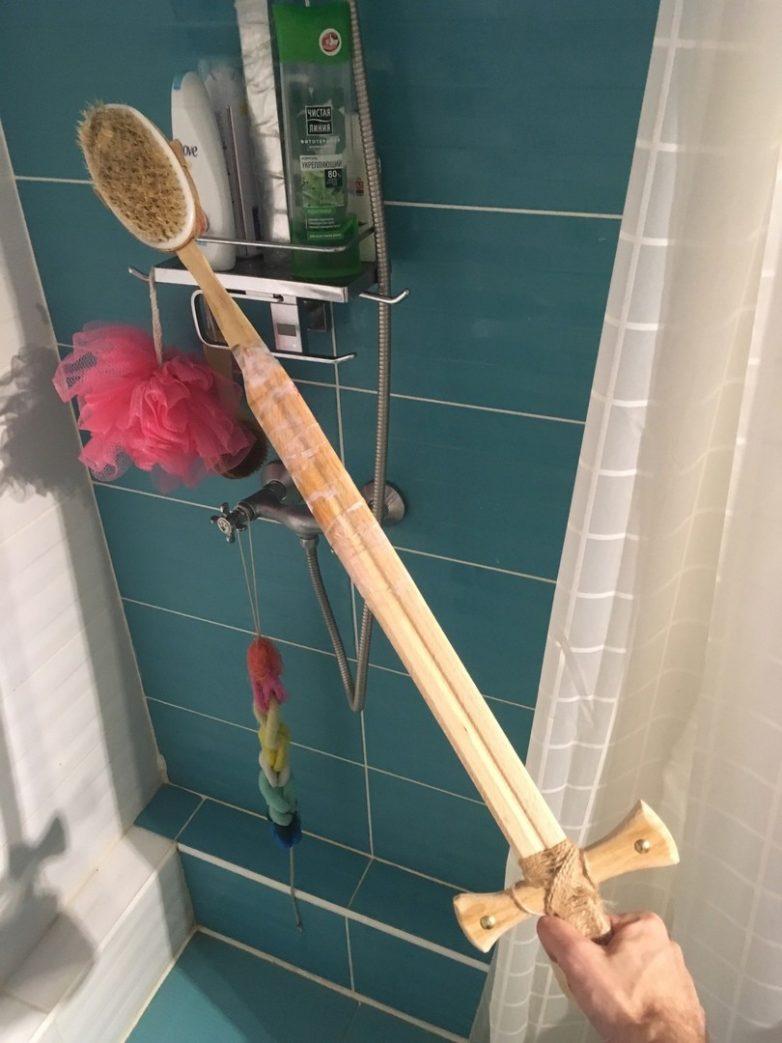 Эпические приспособления, которые можно обнаружить в ванных комнатах