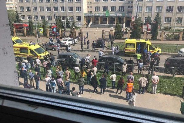 «Я родился богом, и я всех ненавижу»: почему 19-летний студент устроил стрельбу в одной из школ Казани?