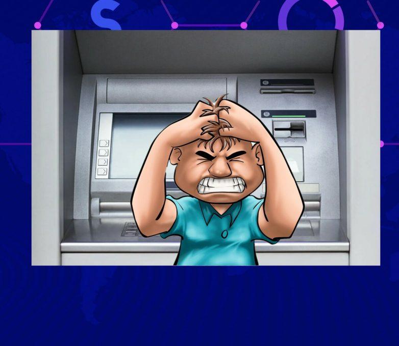 5 глупых ошибок, которые не стоит делать у банкомата, чтобы избежать ненужных проблем