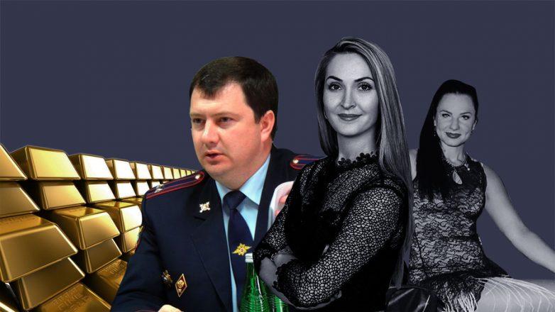 Бывшая жена и любовница начальника ГИБДД Ставрополья оказались ещё богаче