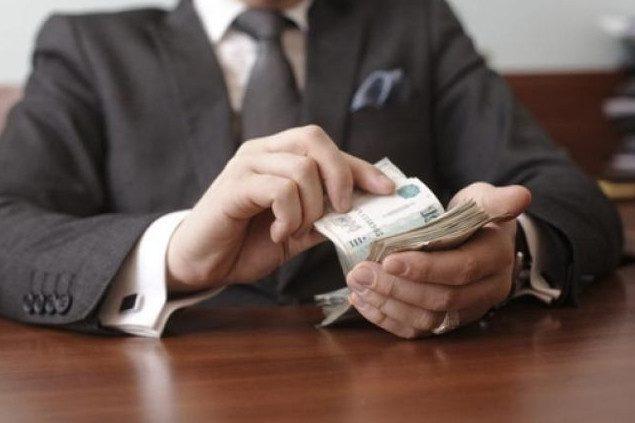 Сколько денег взяточники должны государству?