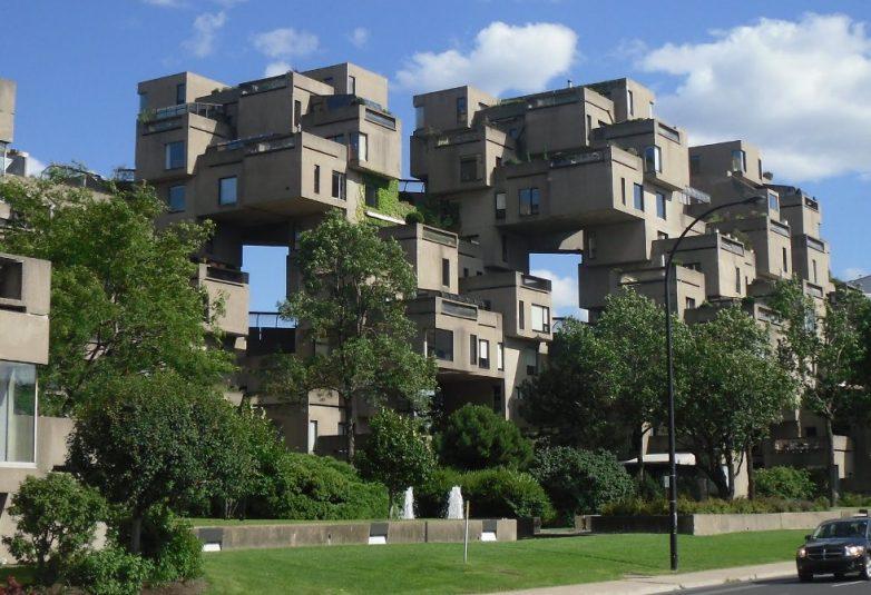 Что ты такое? Хабитат-76 — необычный дом в Монреале