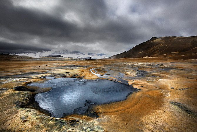 6 безжизненных мест нашей планеты с неповторимой атмосферой