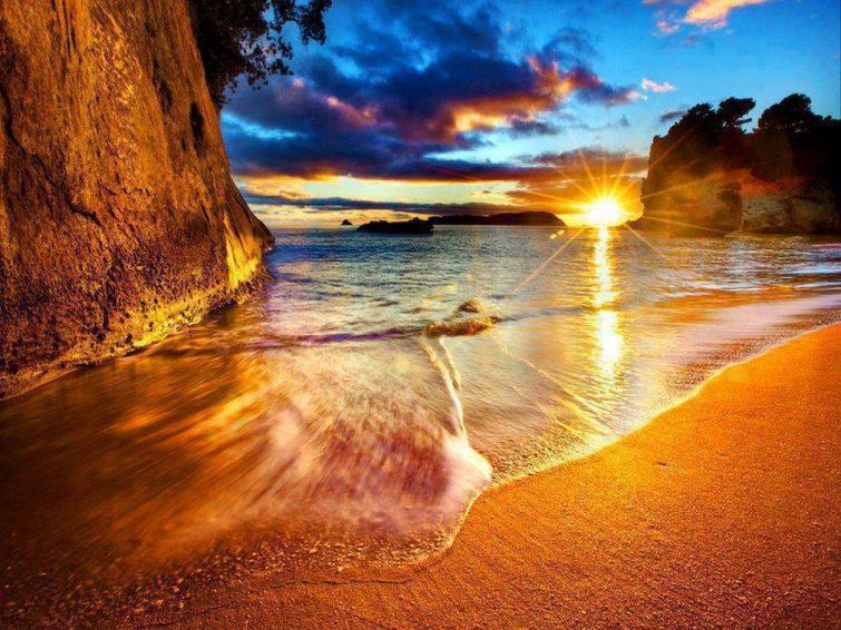 12 фантастических мест планеты, от которых так и веет волшебством