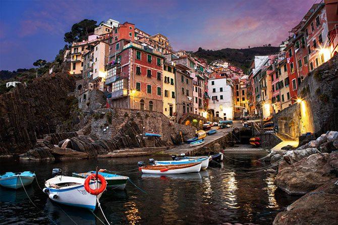 Крохотные, но такие очаровательные городки в разных уголках планеты