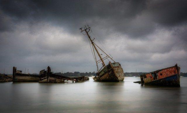 Корабли, отправившиеся дорогой вечности