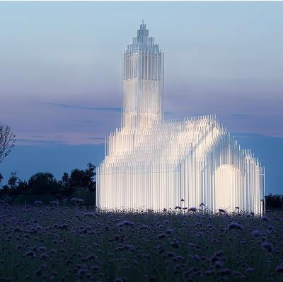 11 фантастических зданий планеты, которые потрясают воображение