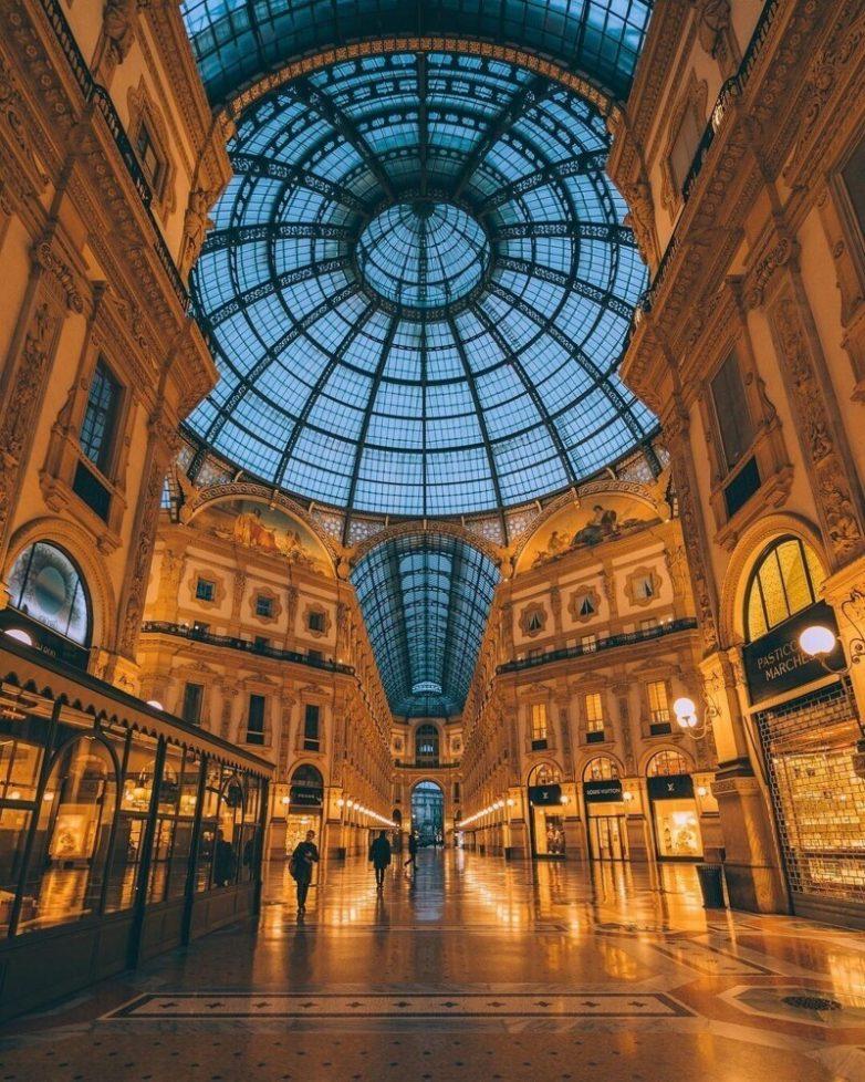 Атмосферные снимки, сделанные на итальянских улочках