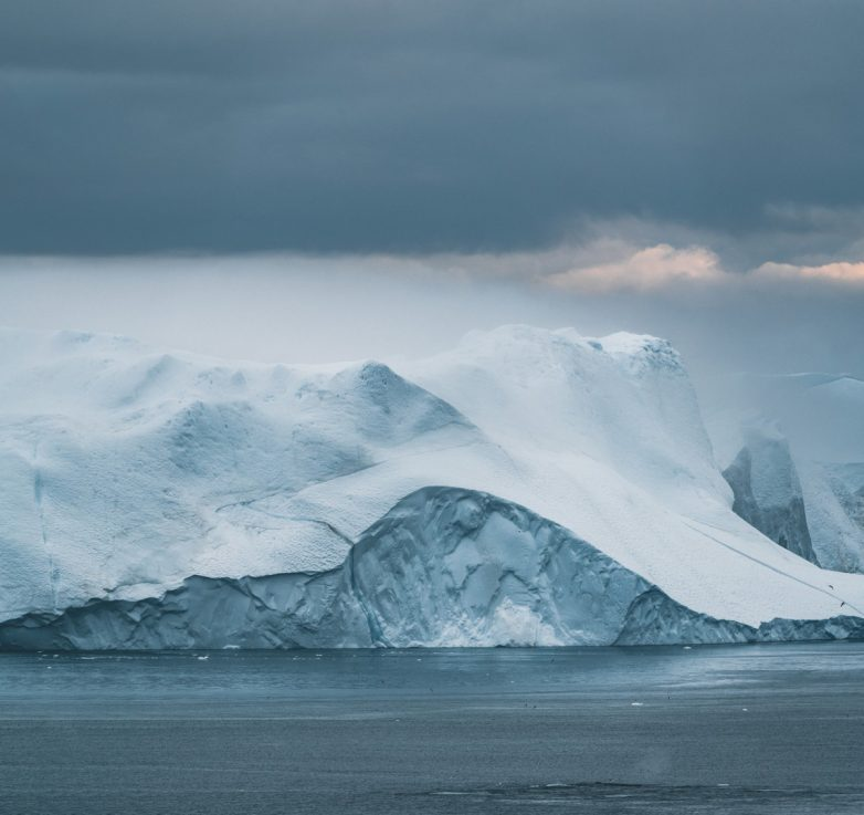 Суровая красота северных пейзажей на снимках Матиса Роде