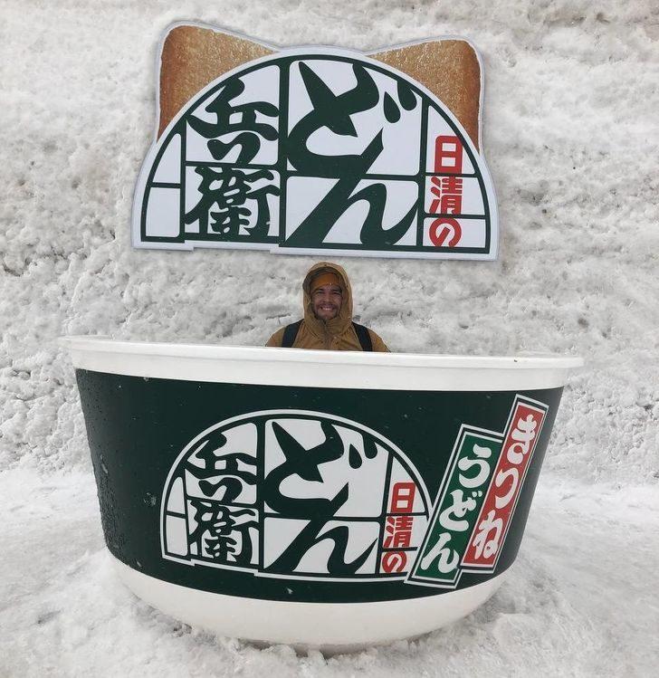 11 впечатляющих снимков из Японии, которые заставляют раскрыть рот от удивления