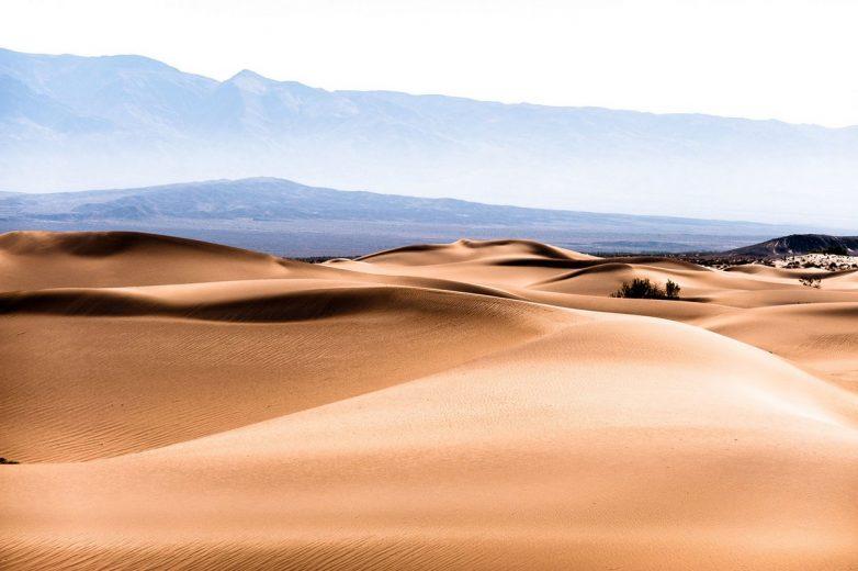 Тревел-снимки, сделанные в национальных парках США