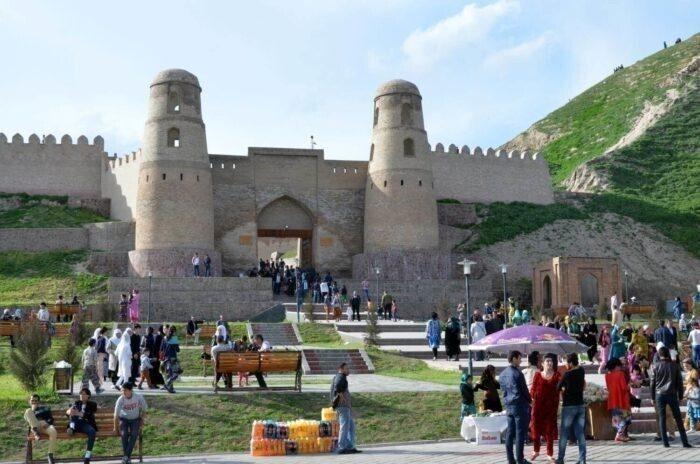 15 самых крупных городов Таджикистана