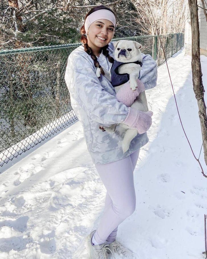17 человек с большим сердцем, которые помогли животным пережить эту зиму