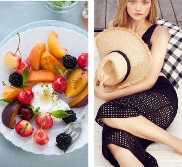 Как похудеть фруктовая диета