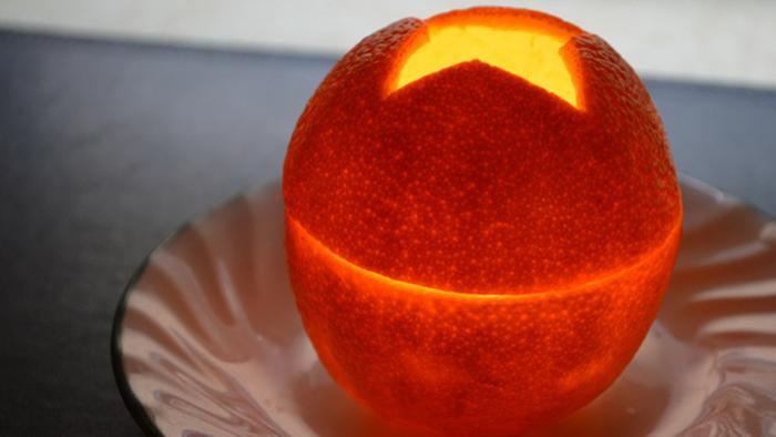 Ароматизаторы для дома своими руками || Ароматизатор из апельсина и гвоздики
