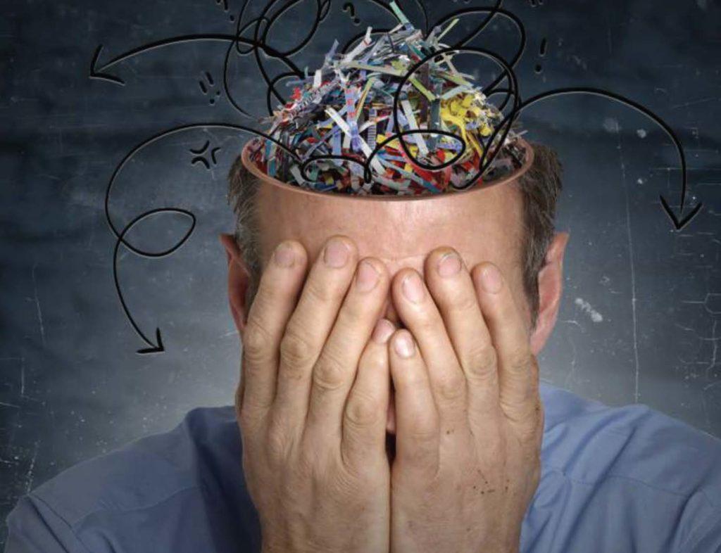 Мозг вышел из головы картинки