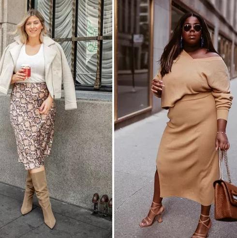 Модные ошибки женщин plus-size и способы их избежать